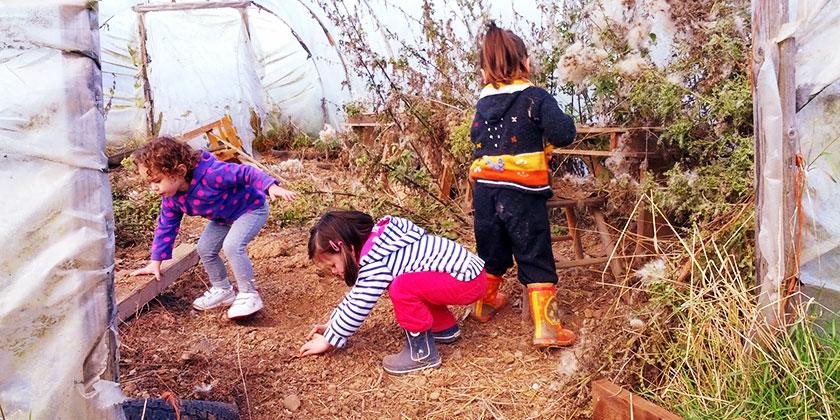 Dla dzieci zabawa jest pracą